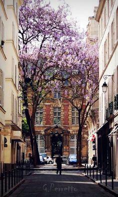 Place Furstenburg, Paris , France