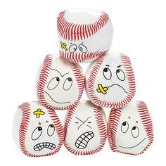Baseball Kick Balls - OrientalTrading.com