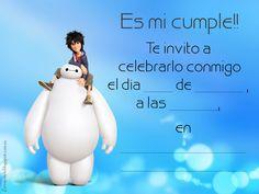 Baymax, Big Hero 6, Ideas Para Fiestas, Baby Party, Disney Characters, Birthday, Kids, Israel, Party Ideas