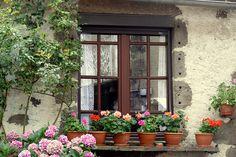 French Window #2 by pauline_iow,