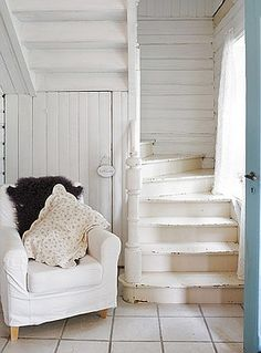 Cottage Foyer