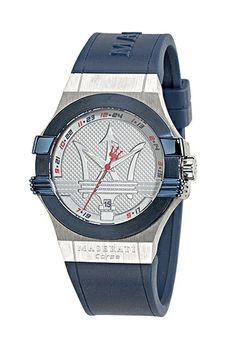 A Firenze presentata la nuova linea orologi Maserati - MarieClaire