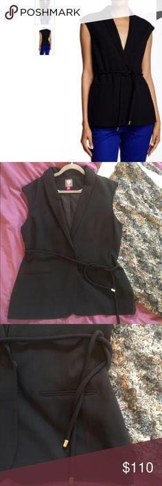 Nordstrom Jackets, Black Belt, Fashion Tips, Fashion Design, Fashion Trends, Vince Camuto, Lighter, Peplum Dress, Vests
