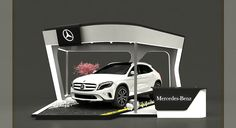 Mercedes Benz GLA Launching on Behance
