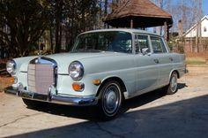 1968 Mercedes 200D