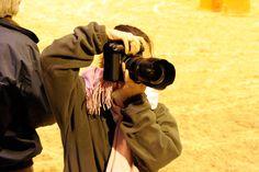 Le photographe en chef du Team Thiriez