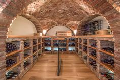 wine cellar www. Basement Remodel Diy, Basement Remodeling, Wine Cellar Basement, Soundproof Windows, Winery Tasting Room, Home Wine Cellars, Alpine Chalet, Wine Cellar Design, Home Bar Designs