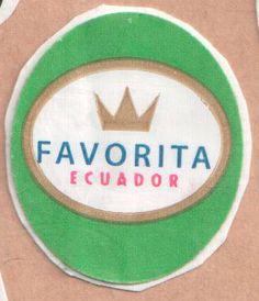 fruit sticker #favorita #ecuador
