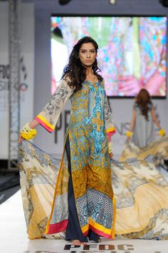 Sadia Designer Collection at PFDC Sunsilk Fashion Week 2012