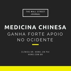 Medicina tradicional chinesa ganha forte apoio no Ocidente