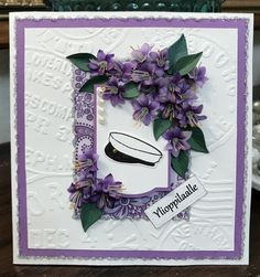 Card Ideas, Floral Wreath, Scrapbook, Wreaths, Halloween, Cards, Handmade, Decor, Students