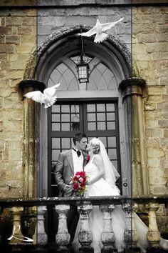 I want doves at my wedding!