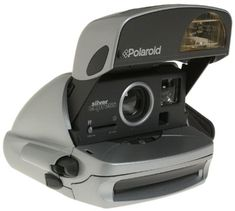 Polaroid One Step Silver Express Instant 600 Camera ** Visit the image link more details. Film Photography Project, Photography Supplies, Photography Store, School Photography, Photography Contests, Photography For Beginners, Photography Camera, Wedding Photography, Polaroid Onestep 600