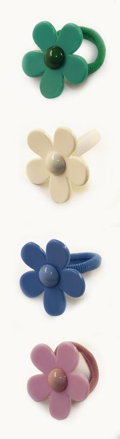 Coletero con forma de flor Cuini Flex puedes conseguirlo en http://www.cuini.com/es/tienda #complementos #niños