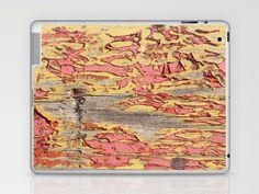 Wood Texture Laptop & iPad Skin by Fine2art - $25.00