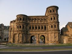 Porta Nigra, Trier, Germany!