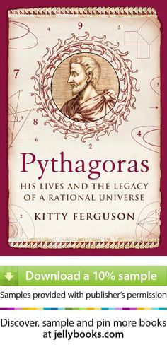 'Pythagorus' by Kitty Ferguson - Download a free ebook sample and give it a try! Don't forget to share it, too.