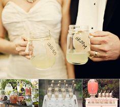wedding drinks!  www.586eventgroup.com