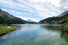 Sankt Moritz, Engadin, Switzerland
