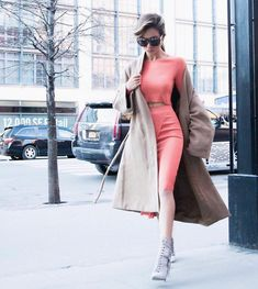 More looks by Jessi Malay: http://lb.nu/mywhitet  #chic #classic #edgy #jessi #malay #mwt #winter #nyfw