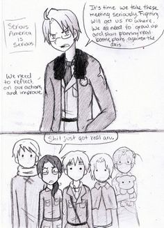 hetalia america serious - Google Search