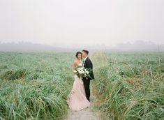 Stunning coastal Micro-Wedding Inspiration with beautiful florals | Oregon Wedding Inspiration Coastal Wedding Inspiration, Wedding Shoot, Wedding Dresses, Romantic Table, Seattle Wedding, Oregon, Florals, Floral Design, Bride