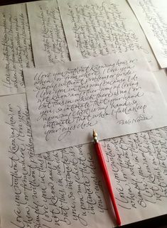 Katerina Rakhmanova | VK Handwriting Examples, Handwriting Styles, Cursive Handwriting, Penmanship, Calligraphy Drawing, Copperplate Calligraphy, How To Write Calligraphy, Calligraphy Alphabet, Perfect Handwriting