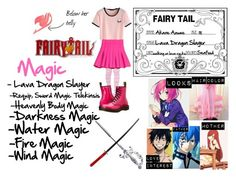 """""""fairy tail oc 1"""" by twentyonepliots-389 ❤ liked on Polyvore featuring Dr. Martens and Whetstone Cutlery"""