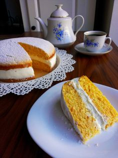 Carrot Cake, Tea Time, Carrots, French Toast, Food And Drink, Bread, Cooking, Breakfast, Kitchen