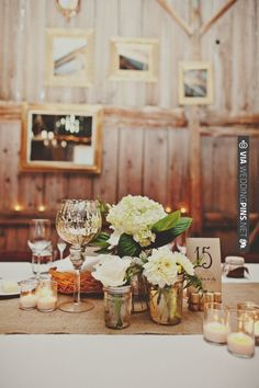 rustic wedding decor styled by Joie De Vivre Wedding & Events | CHECK OUT MORE IDEAS AT WEDDINGPINS.NET | #wedding
