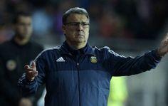 Martino: Argentina tetap Ambil Resiko Kontra Uruguay di Copa America 2015