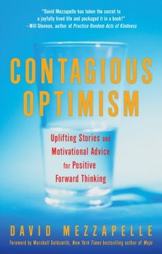 Book Review: Contagious Optimism - WONDERMOM WANNABE