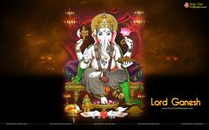 Lord Ganesh Wallpapers HD High Resolution Download