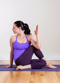 After an Intense Butt Workout, Do This 10-Minute Yoga Sequence