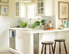 small kitchen idea