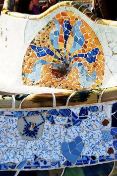Antoni Gaudi, Parque Guell