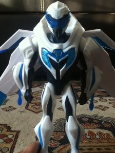 Max Steel Turbo Steel Lights Up Kids Gift