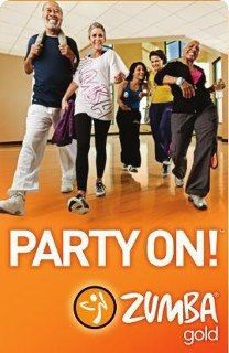 Party On Zumba Gold! Great for beginners or anyone with back, knee or neck issues! www.Michele-Ryan.com