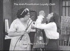 Just Sign on The Dotted Line- The Anti-Prostitution Loyalty Oath by Carol Leigh.