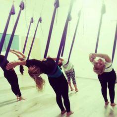 #aerial#Antigravity#yoga