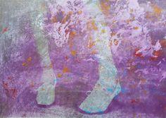 Peinture et Impression Ferby I.2 de la boutique AdeleFontran sur Etsy
