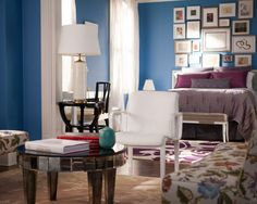 Small apartment ideas - Carrie's apt on Sex and the City
