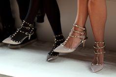 Valentino Studded Heels.2011