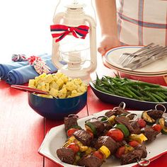Easy July 4th Recipes | Fire up the Grill! | AllYou.com