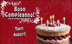 Auguri di Buon Compleanno   Tanti Auguri!