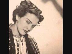 Maria Tanase - Un tigan avea o casa - YouTube