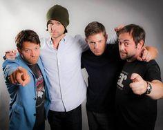 Supernatural cast!!