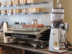 Four Barrel - This hipster haven serves up some seriously good brew.
