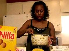 Instant Banana Pudding (How to make)