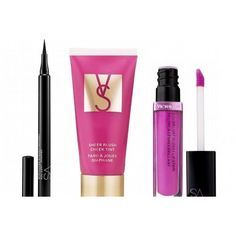 Victoria's Secret Makeup Spring 2013 Collection ❤ liked on Polyvore